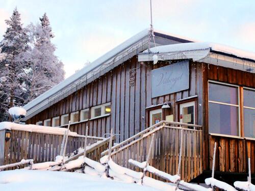 Swedish restaurant in Skellefte??å.