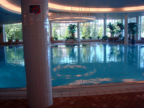 Finnish spa