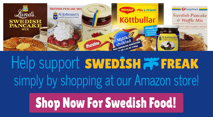 Swedish Freak Amazon Store