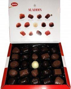 aladdin chocolate
