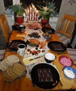 Swedish Christmas Dinner