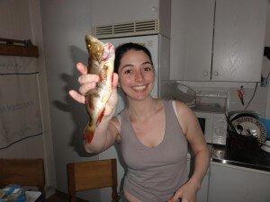 Prize Fish!