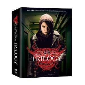 Dragon tattoo series for Book series girl with the dragon tattoo