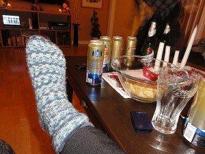 Swedish Party Socks