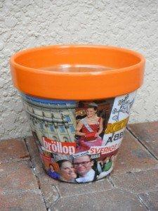 Swedish Royal Wedding Pot