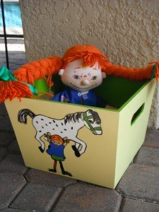 Pippy Toy Box