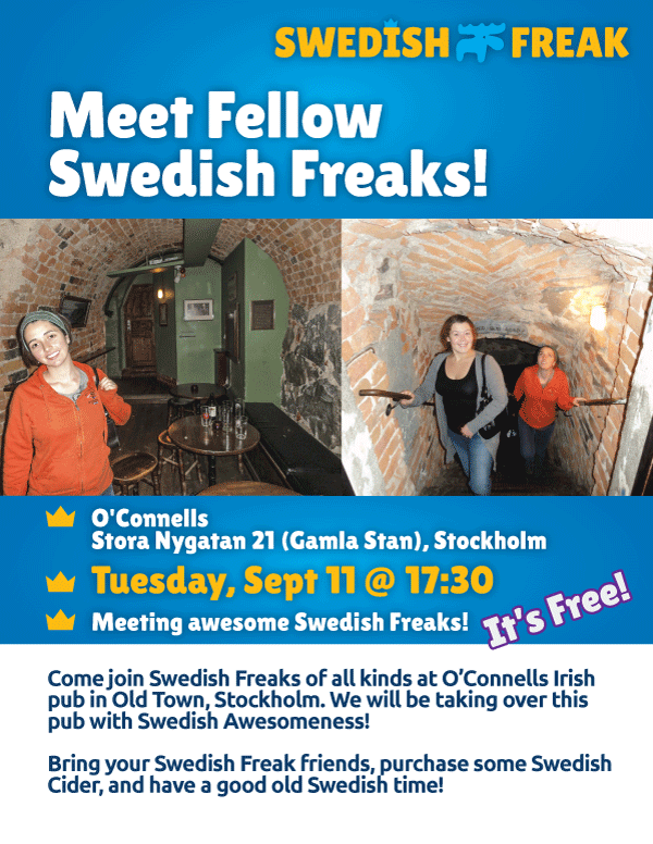 Swedish Freak Meet Up