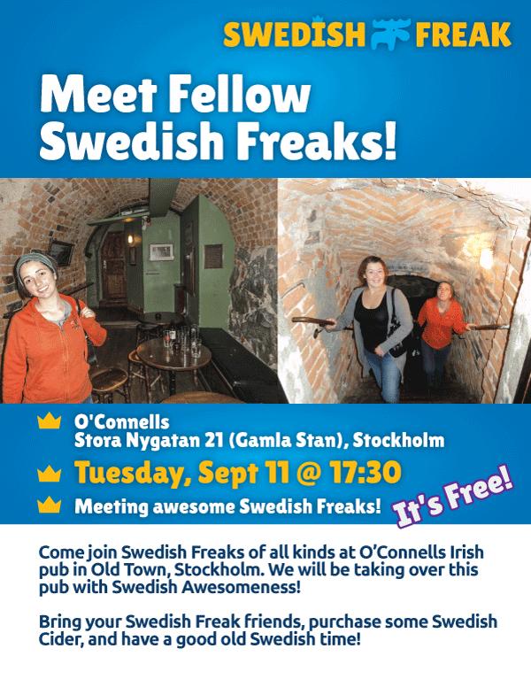 Swedish Freak Meet Up
