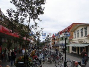 Varberg town