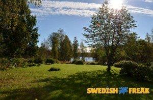 Sweden in September