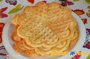 Swedish waffles