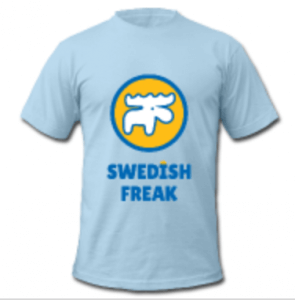 Swedish Freak Tee