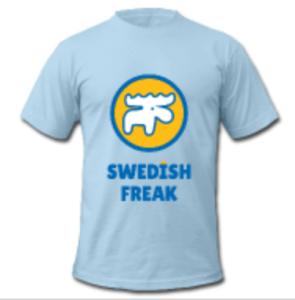 Swedish Freak Tee