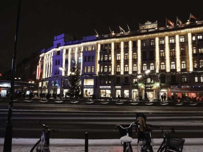 Sturegallerian, Stureplan, Stockholm