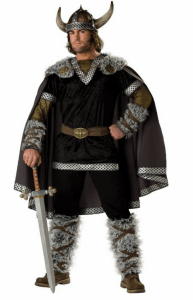 Swedish Viking Costume