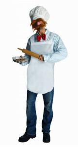 The Swedish Chef Costume
