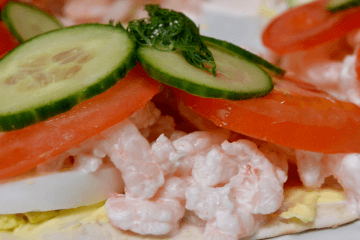 open-shrimp-sandwich