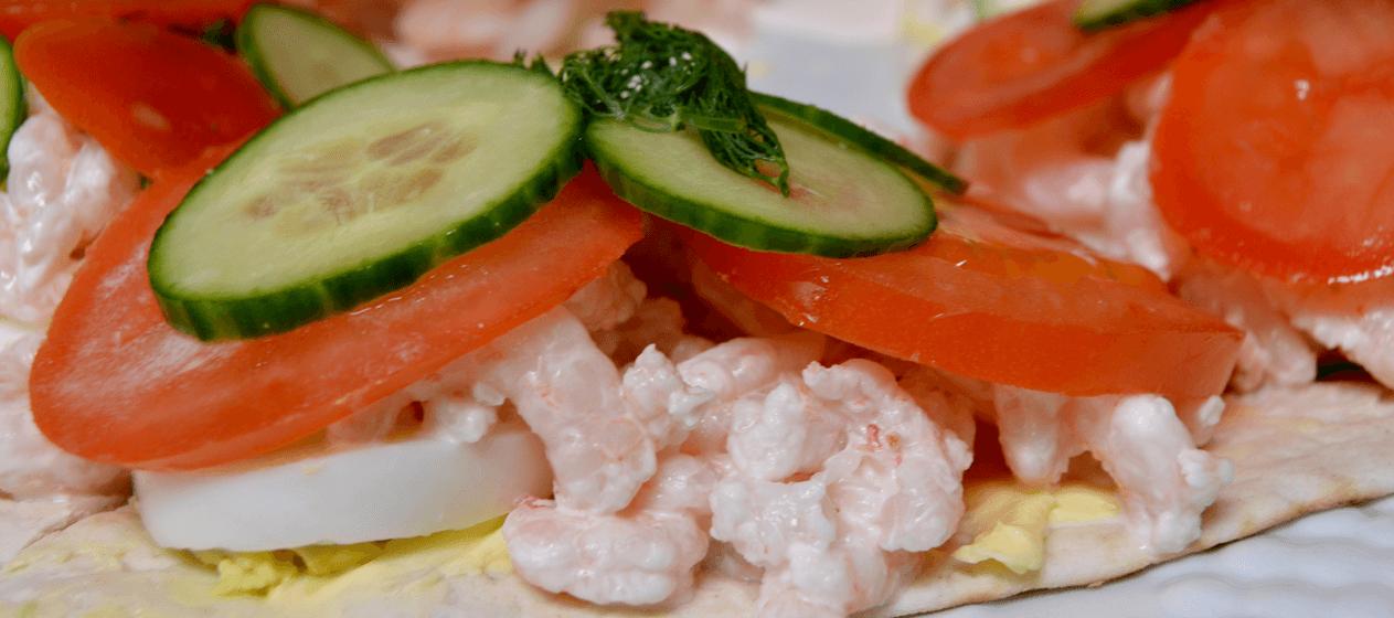 open-shrimp-sandwich