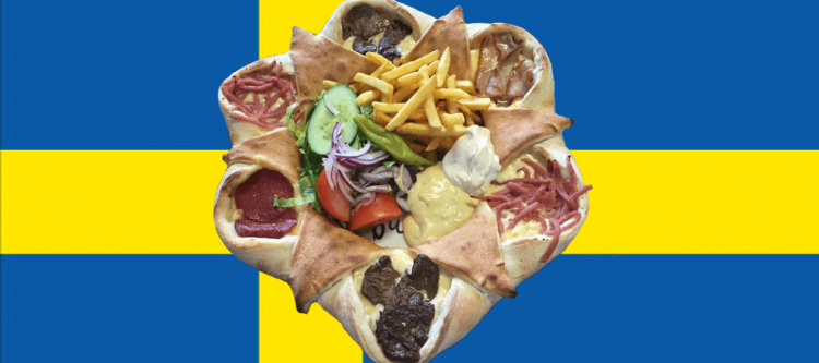 The New Vulkan Pizza