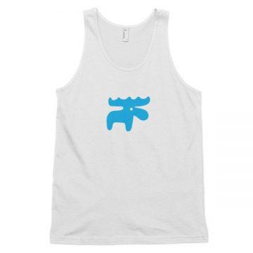 Classic moose tank top (unisex)