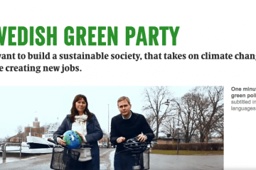 The Swedish Green Party