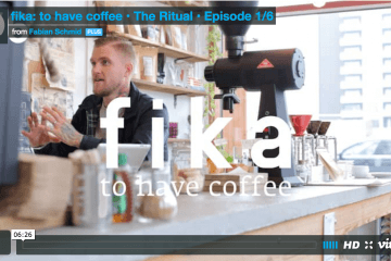 fika coffee break ritual