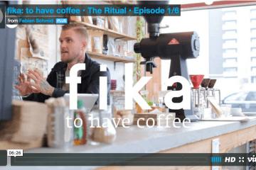 fika coffee break ritual
