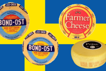 Swedish Cheese Plate