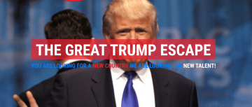 The Great Trump Escape