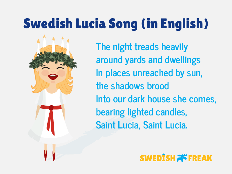 swedish-lucia-song