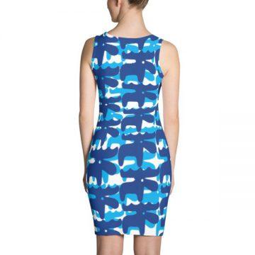 Swedish Freak Sublimation Cut & Sew Dress