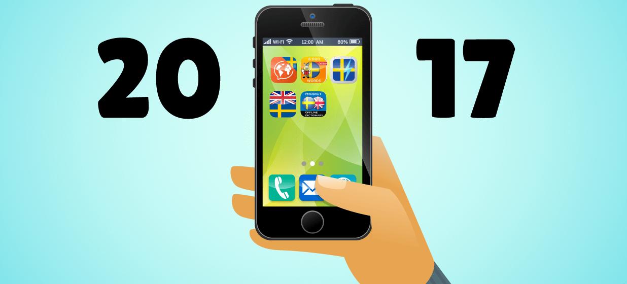 Best Apps Learning Swedish 2017