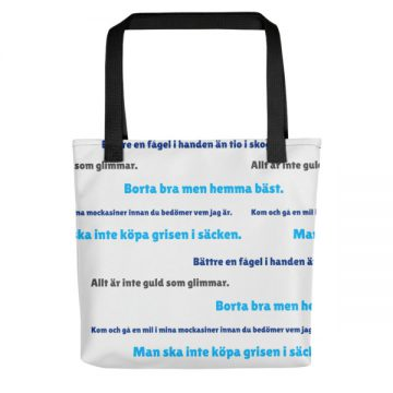 More Swedish Proverbs